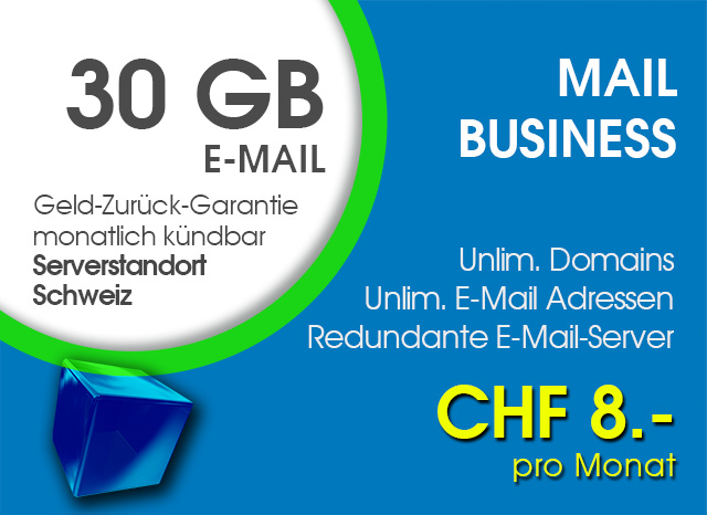 Business E-Mail Paket