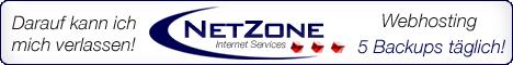 NetZone Internet-Services, preiswert und kompetent